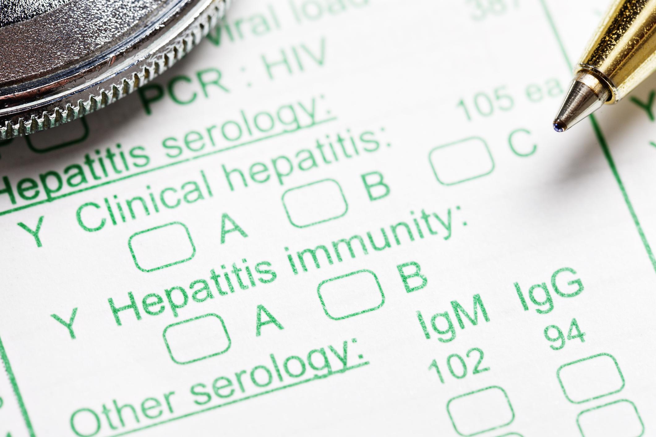 Hepatiitin eri muotojen hoitokeinot
