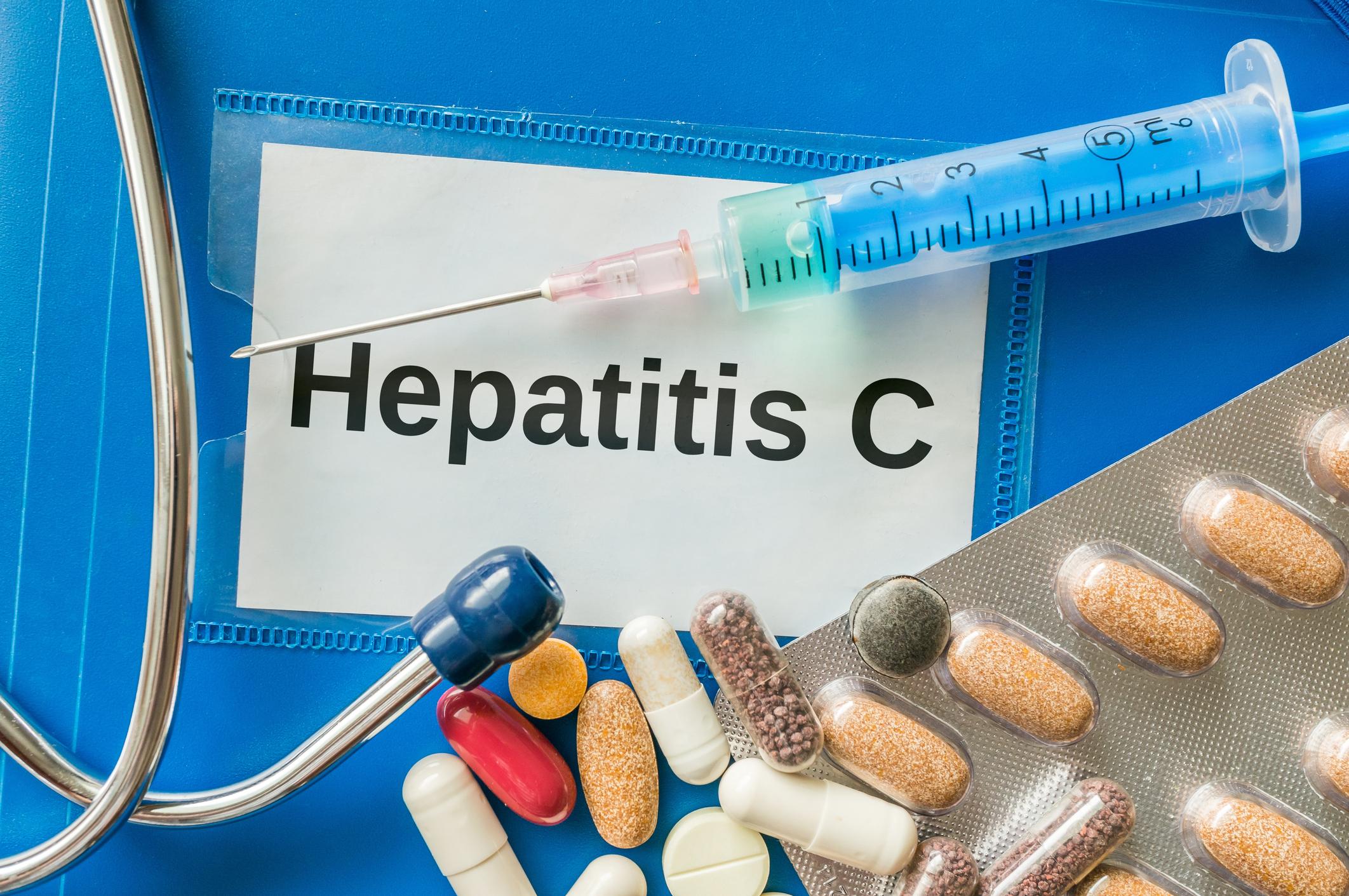 C-hepatiitti on Suomen yleisin hepatiittivirus